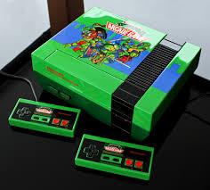 custom teenage mutant ninja turtles tmnt 2 the arcade game nes by