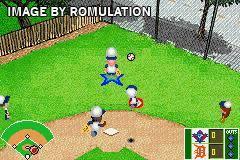 Download Backyard Baseball Backyard Baseball Usa Gba Nintendo Gameboy Advance Rom U0026 Iso