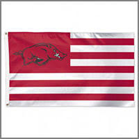 gifts for razorback fans razorback flags banners pennants gifts flagandbanner