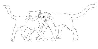 warrior cats coloring pages sad lovely warrior cat coloring pages for 94 warrior cat clan coloring