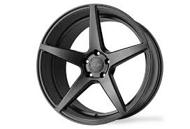 05 mustang wheels velgen wheels classic5 matte gunmetal front wheel 20x9 05 17