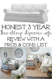 Reviews On Ikea Sofas Ikea Slipcover Sofa Review Honest Opinions 3 Years Later Liz