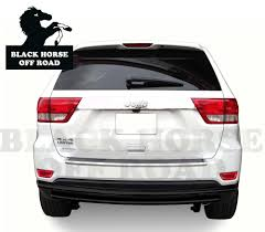 nissan rogue rear bumper protector black horse 2006 2017 toyota rav4 black rear bumper guard double