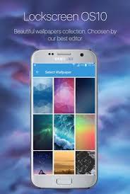 lock screen pro apk lock screen os 10 pro apk free personalization app for