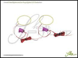 Dodge Durango 98 Parts - oracle 98 03 dodge durango plasma halo rings headlights bulbs