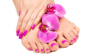 nail salons manicure shellac manicure the spa at little