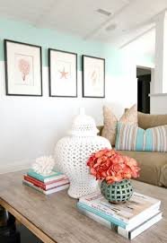 Turquoise And Coral Bedroom Bedroom Decor Coral Interior Design