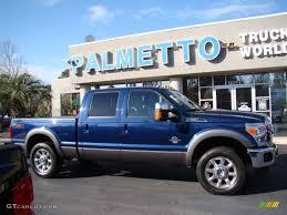 2011 ford f250 super duty dark blue pearl metallic paint