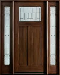 backyards craftsman custom front entry doors wood from big