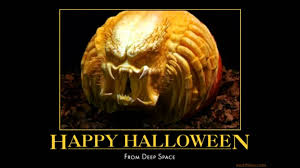 demotivational poster hell halloween special youtube