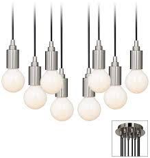 Hanging Light Bulb Fixture The New Look In Ceiling Lights Hanging Light Bulb Fixtures