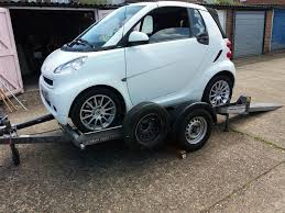 bantam car brian james bantam smart small car trailer in benson