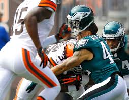 with eye on concussions nfl adopts new rule on helmet hits