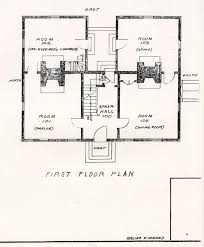 historic colonial house plans colonial williamsburg house brush everard house architectural report block 29 building 10