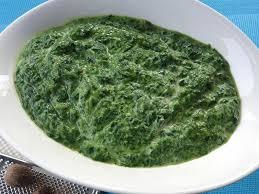 cuisiner epinard frais épinards frais à la crème au thermomix cookomix