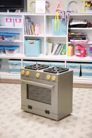 Land Of Nod Desk Ana White Foodie Play Kitchen Stove Wood Toy Diy Projects