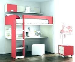 lit mezzanine avec bureau int r lit superpose avec armoire clubfit me