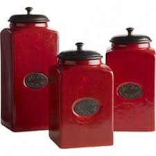 burgundy kitchen canisters ceramic canisters sets for the kitchen foter