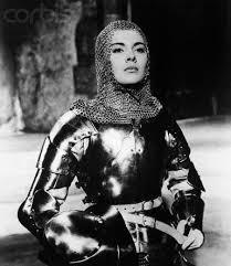 joanne d arc haircut jean seberg as joan of arc lady knights pinterest lady