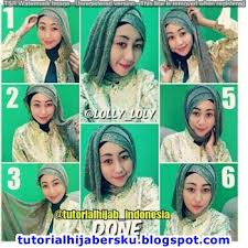 tutorial hijab pashmina tanpa dalaman ninja tutorial hijab wisuda tanpa ninja simple dan mudah terbaru 2017