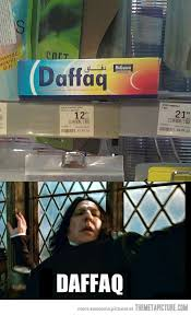 Dafuq Meme Images - snape is startled the meta picture