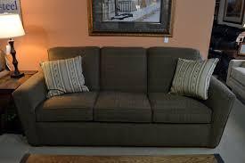Flexsteel Reclining Sofas Hjellegjerde Mobler Reclining Lounge Chair And Ottoman Chairish