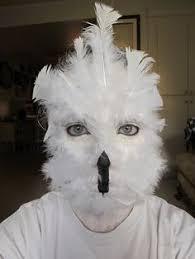 Snowy Owl Halloween Costume Hedwig Snowy Owl Costume Owl Halloween Costumes Hedwig