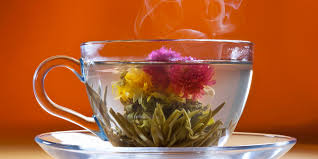 do you think flowering tea is revolting or amazing photos
