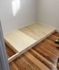 Plywood Bunk Bed How To Make Diy Built In Bunk Beds House
