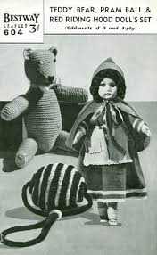 vintage knitted knitting patterns available from the vintage