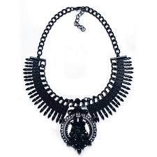 big choker necklace images Necklaces and pendants vintage jewelry big choker necklace collar jpg