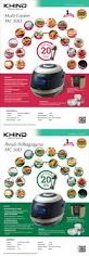 Ciri App Khind A World Brand From Malaysia Products Multi Cooker