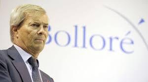 groupe bollor si ge social l homme d affaires français vincent bolloré placé en garde à vue