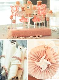 charming rustic shabby chic bridal shower hostess with the