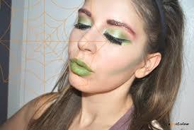 fairy dust forest fairy makeup tutorial a pop of colour