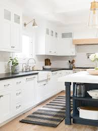 kitchen cabinet ideas 8 white kitchen cabinet ideas you can t call vanilla