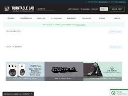 Turn Table Lab Turntable Lab 04 Rated 4 5 Stars By 14 Consumers Turntablelab