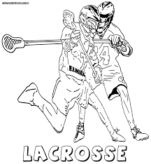 lacrosse coloring pages coloring pages to download and print