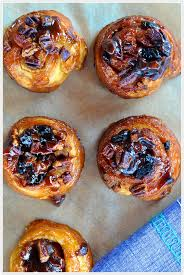 tuesday tastings cherry pecan sticky buns camille styles