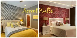 Home Wallpaper Decor by Bedroom Wallpaper Accent Walls Home Decor Ideas Youtube
