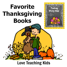 favorite thanksgiving books teaching