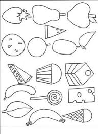 hungry caterpillar coloring pages printable coloring pages