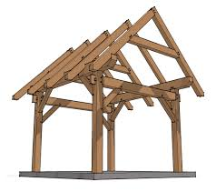 shed with porch plans 12x12 timber frame plan timber frame hq