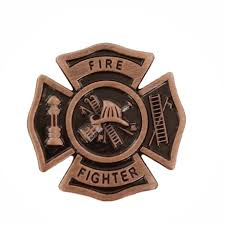 wooden maltese cross maltese cross firefighter lapel pin fireawards what we like