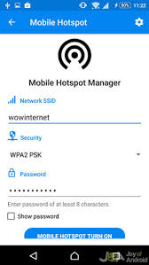 mobile hotspot for android 5 of the best hotspot apps for android