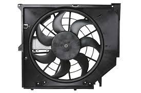 2003 bmw 325i radiator fan 17117561757 uro parts bmw auxiliary fan assembly free