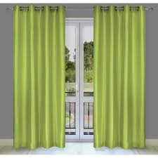 Yellow Faux Silk Curtains Appealing Yellow Faux Silk Curtains Ideas With Best 25 Faux Silk