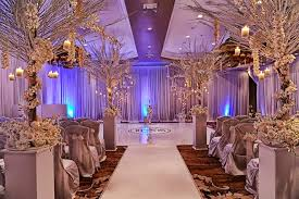 bridal decorations winter wedding table ceremony decorationwedwebtalks wedwebtalks