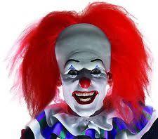Clown Halloween Costume Scary Clown Costume Ebay