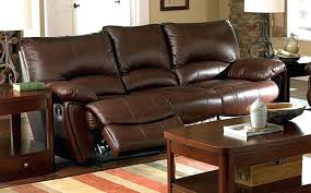 top grain leather sofa home kitchen images with awesome brown